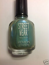 Revlon Street Wear Nail Polish ( MOODY #02 ) 0.5 oz NEW.