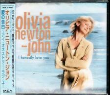 CD SINGLE Olivia Newton-John: I Honestly Love You / Precious Love JAPAN neu ovp