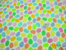I Spy Candy Jar Quilt Fabric Large Jelly Beans On White
