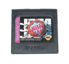 NBA Jam (Sega Game Gear, 1994) GAME ONLY WORKS WELL CLEAN NES HQ