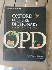 Oxford Picture Dictionary English-