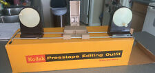 Vintage Kodak Presstape Editing Outfit #67 for 8mm / 16mm Film. Ex Condition.