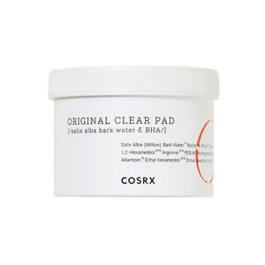 [Cosrx] One Step Original Clear Pad 70Pads Free gifts