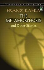 Dover Thrift Editions: The Metamorphosis and Other Stories by Franz Kafka (1996…