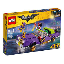 Lego 70906 Batman The Movie The Joker Notorious Lowrider Batman Construction Toy