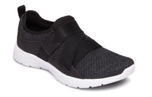 Vionic Brisk Aimmy Black Sneaker Slip-on Comfort Shoe Women's sizes 5-11 NEW!