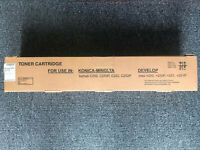 5x ECO Toner für Konica Minolta CF-2203 Bizhub C-350 C-450-P C-351