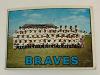 1967 Atlanta Braves Team # 477 Topps Baseball Card