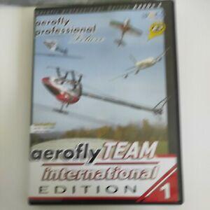 Aerofly Professional Deluxe -AddOn 4, geöffnete Verpackung