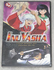 InuYasha - Complete Season Series Five 5 - DVD Box Set - NEW & SEALED Inu Yasha