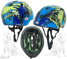 Bell Tater Bicycle Helmet OneStep Fit System For Kids and Youth