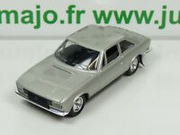 SOL34N Voiture 1/43 SOLIDO (Made in France) PEUGEOT 504 coupé V6