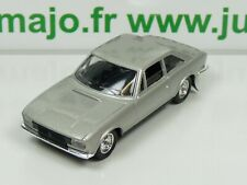 SOL34N Voiture 1/43 SOLIDO (Made in France) PEUGEOT 504 coupé V6
