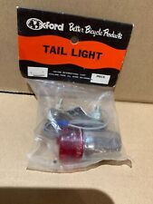 JAPAN MADE oxford better bicycle products tail light NOS (2-52)
