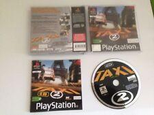 PS1 - Taxi 2