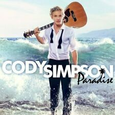 Cody Simpson + CD + Paradise (2012)