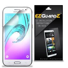 2X EZguardz LCD Screen Protector Skin Shield HD 2X For Samsung Galaxy J3 (2016)