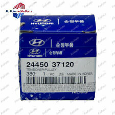 Genuine Hyundai/Kia TENSIONER-PULLEY Part 24450 37120