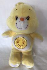 2003 Care Bears Funshine Bear 20th Anniversary Collectors Edition EUC Works