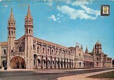 BR9609 Lisboa Mosteiro dos Jeronimos portugal