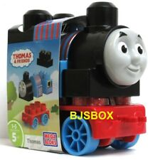 Thomas and Friends Mega Bloks Thomas Engine 5 Pcs. Building Blocks New