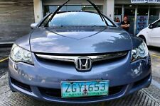 2007 Honda Civic FD 1.8v