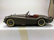 Danbury Mint 1/24 1949 Jaguar XK-120