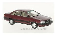 #43039 - Neo Audi 200 quattro 20V - metallic-dunkelrot - 1990 - 1:43