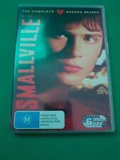 Smallville : Season 2 (DVD, 2005, 6-Disc Set)