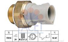 FACET Interruptor de temperatura, ventilador del radiador FORD ESCORT 7.5129