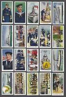 1939 Lambert & Butler Interesting Customs Tobacco Cards Complete Set of 50