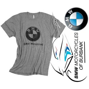 Vitage Distressed T-Shirt - Men's BMW Motorrad
