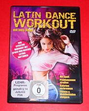 Latin Dance Workout (Ines Vogel) -- DVD