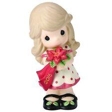 2016 Precious Moments Wishing You a Christmas Figurine 161001
