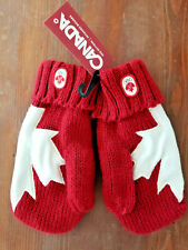 TEAM CANADA Winter Olympics MITTENS L