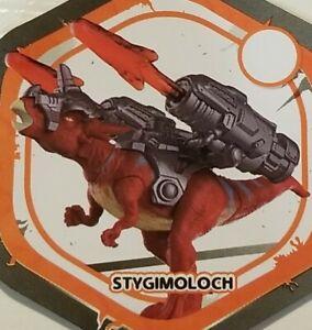 Zuru 5 Surprise Dino Strike Stygimoloch opened new