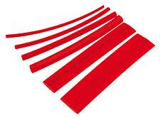Schrumpfschlauch Sortiment Rot 100 Teile Set 10 cm 1,5-13 mm 6993
