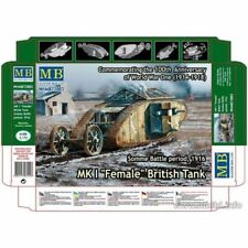 Voitures, camions et fourgons miniatures chars 1:72