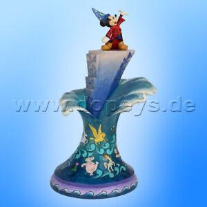 "Disney Traditions ""Summit of Imagination"" (Zauberer Mickey) - Jim Shore 6007053"