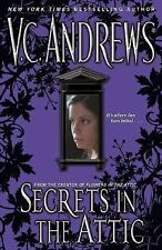 Secrets in the Attic by V. C. Andrews (2007, Hardcover)
