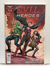 Evil Heroes #6 NM- 1st Print Zenescope Comics