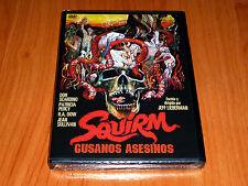 Squirm. gusanos asesinos (DVD)