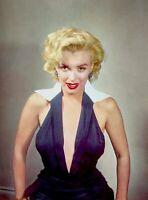 Marilyn Monroe 1953 Vintage Litho Frank Powolny 20th Fox Photo Publicity COA
