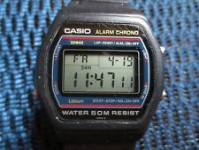 Vintage Casio W-26  Digital  Watch Module {248}