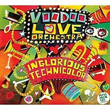 VOODOO LOVE ORCHESTRA - INGLORIOUS TECHNICOLOR NEW CD