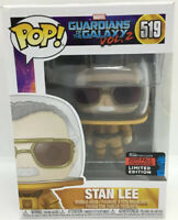 Funko Pop Stan Lee 519 2019 Fall Convention Limited Edition Vinyl Figure #2