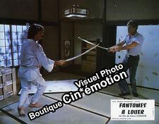 8 Photos Cinéma 21x27cm (1982) FANTÔMES À LOUER Edward Albert, Susan George NEUV