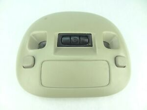 Cadillac Deville Overhead Console Dome Map Light Garage Door Opener 00 01 02 03