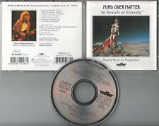 Mind Over Matter CD dans Search Of Eternity (C) 1992
