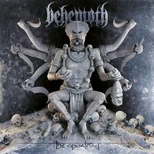 BEHEMOTH - THE APOSTASY - CD+DVD SIGILLATO 2014